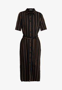 Minimum - AVILA - Robe chemise - black - 5