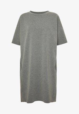 REGITZA DRESS - Jerseykjole - dark grey mel