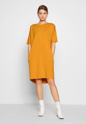 REGITZA SHORT DRESS - Jersey dress - sunflower