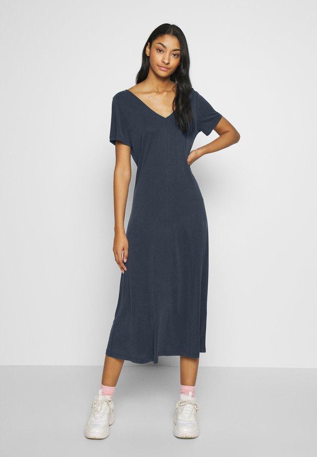 SIAH - Sukienka letnia - navy blazer