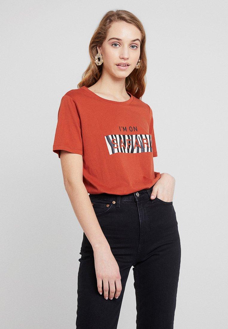Minimum - KIMMA - T-shirt print - picante