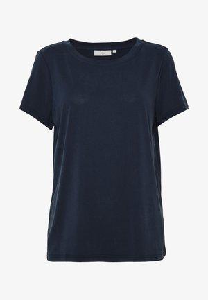RYNAH - T-shirts med print - navy
