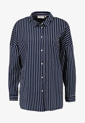 CABRINA - Button-down blouse - navy blazer