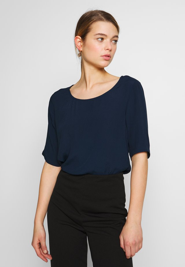 ELVIRE - Blouse - navy blazer