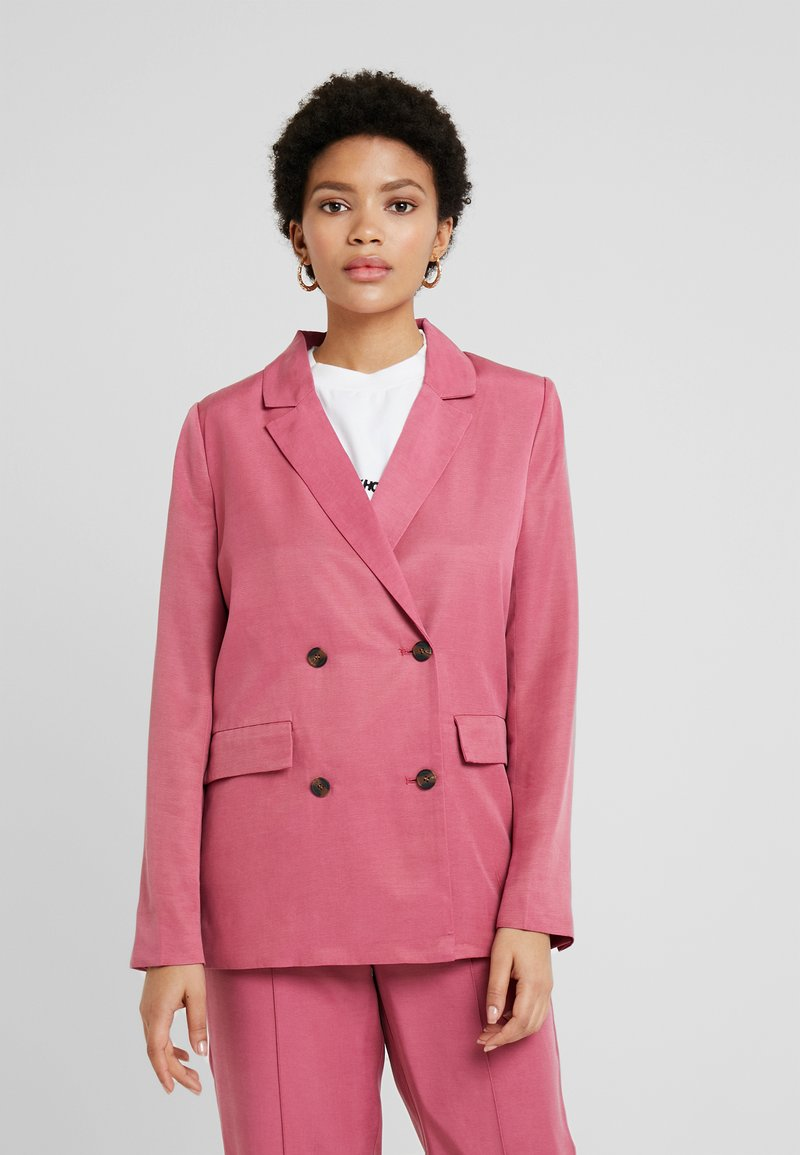 Minimum - PISA - Blazer - heather rose