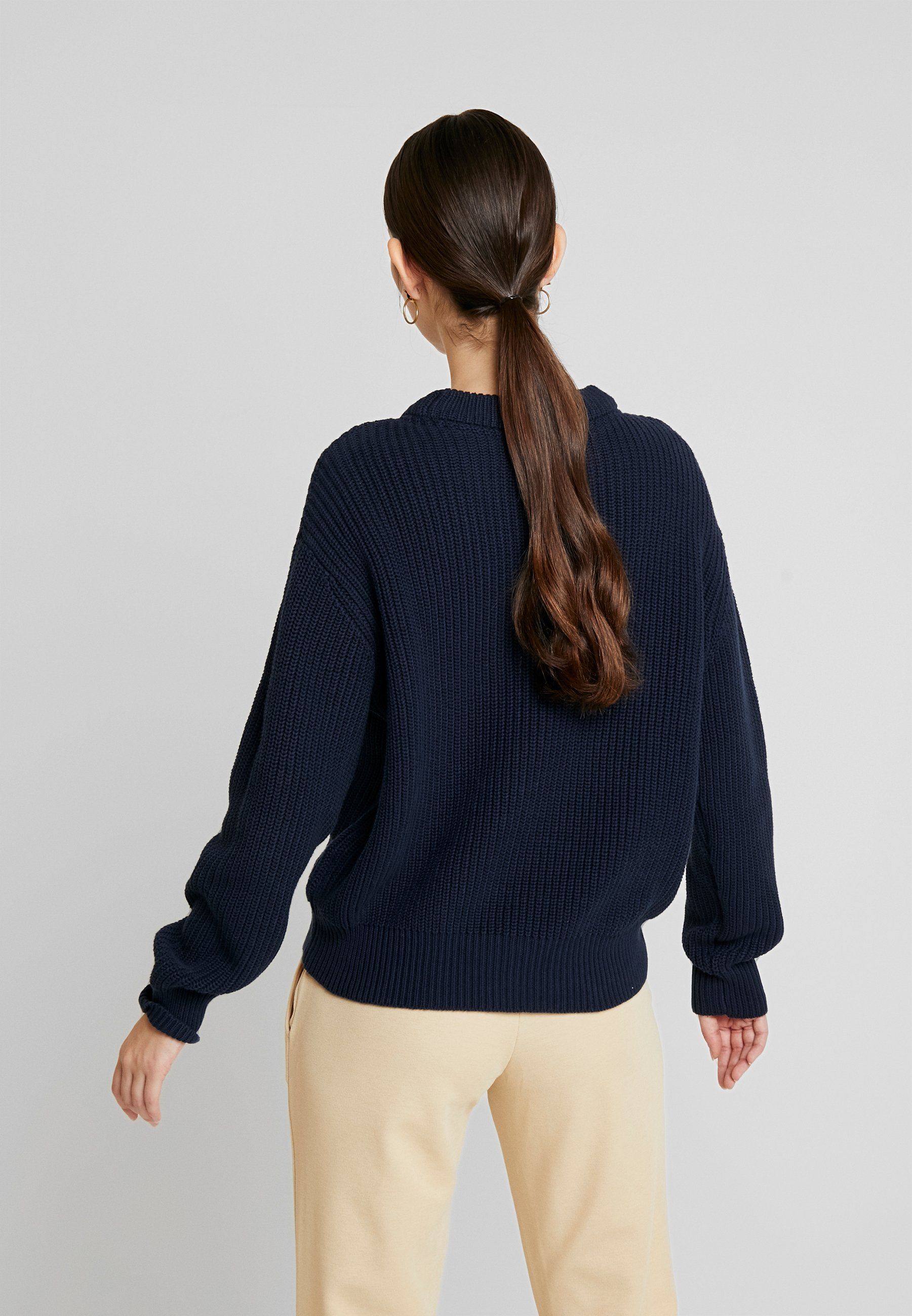 Minimum Mikala Jumper - Navy Blazer
