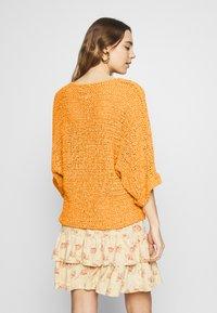 Minimum - ABIELLA - Jersey de punto - sunflower - 2