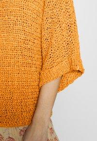 Minimum - ABIELLA - Jersey de punto - sunflower - 5