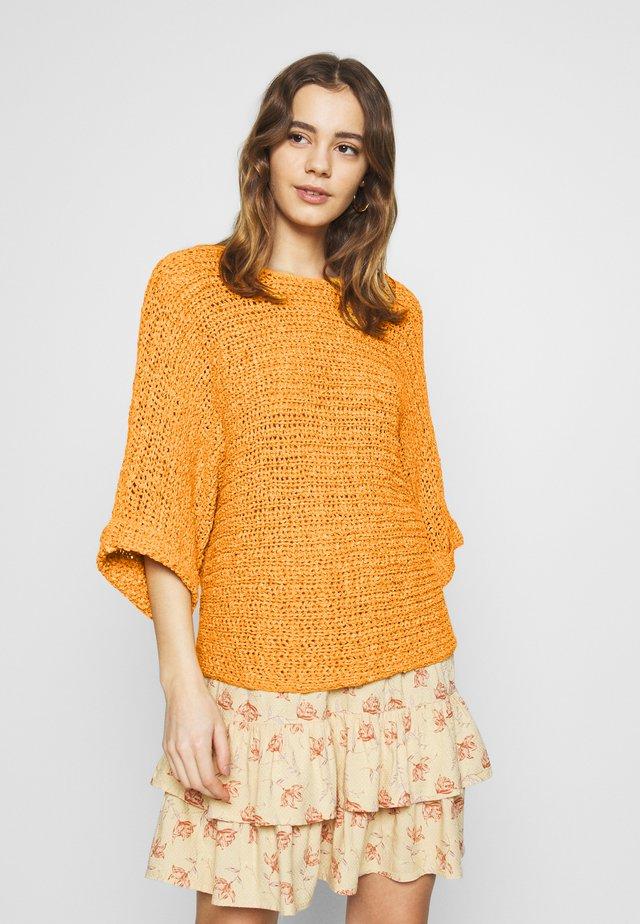 ABIELLA - Jersey de punto - sunflower