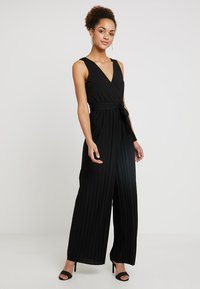 Minimum - GENEVIEVE - Jumpsuit - black - 0