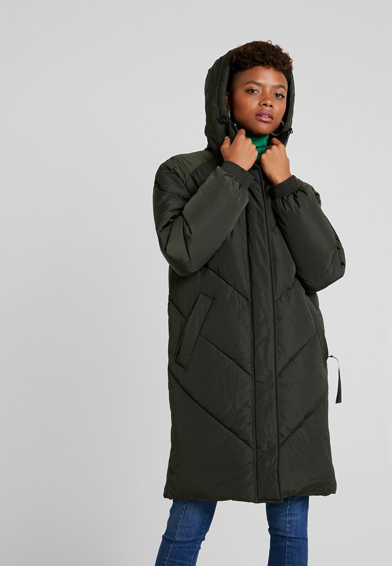 Minimum - DIITTA - Winter coat - racing green
