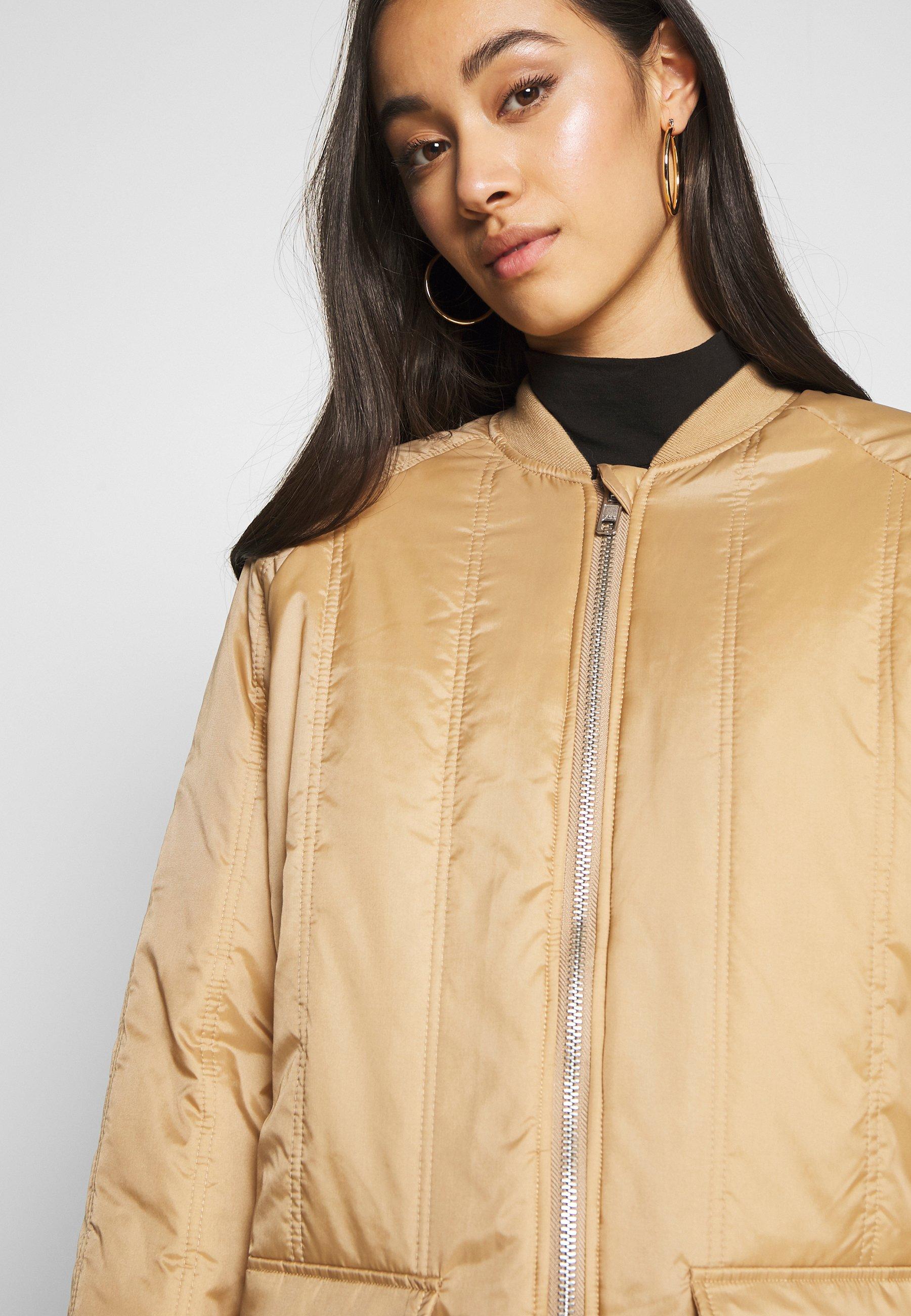 Minimum Płaszcz wełniany /Płaszcz klasyczny - tannin