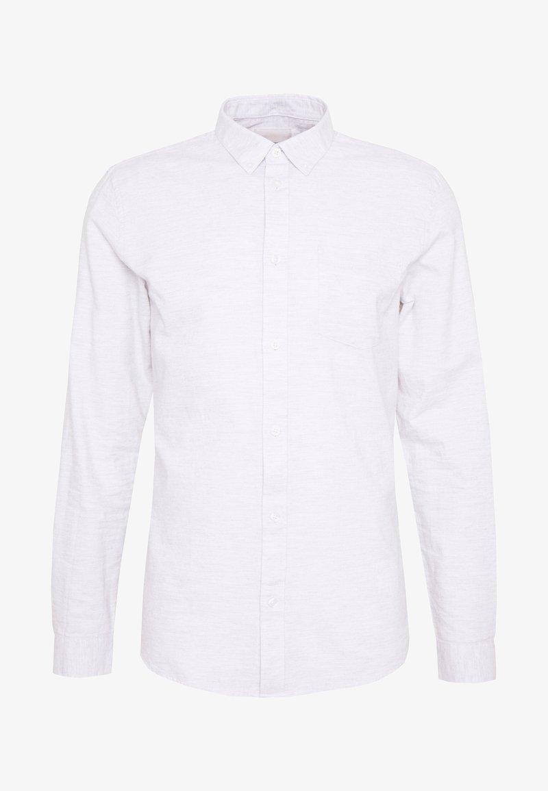 Minimum JAY - Skjorte - white/grey