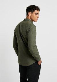Minimum - JAY - Overhemd - drab melange - 2