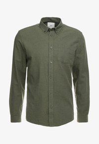 Minimum - JAY - Overhemd - drab melange - 3