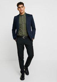 Minimum - JAY - Overhemd - drab melange - 1