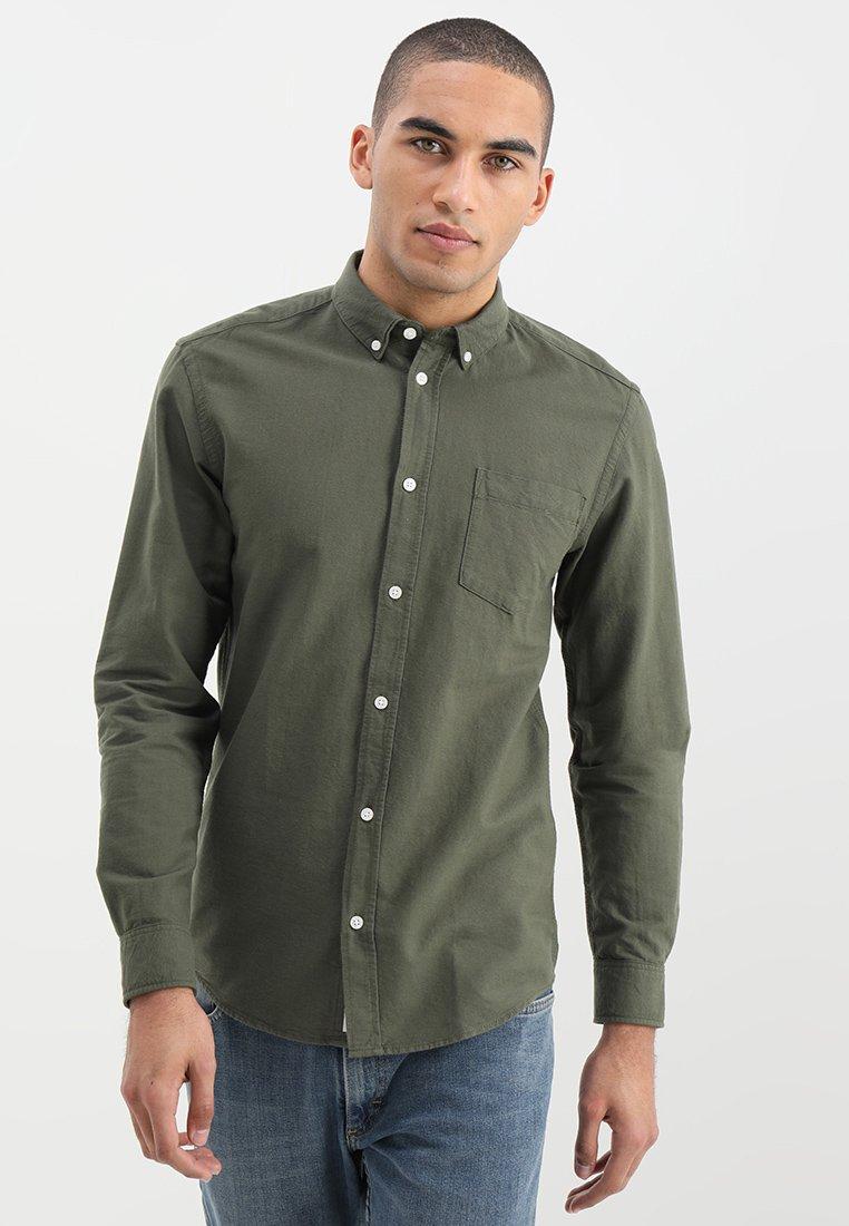 Minimum - JAY - Skjorter - drab