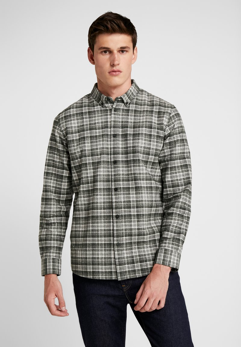 Minimum - WALTHER LONG SLEEVED - Shirt - racing green