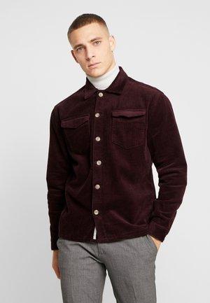 CLAMART - Skjorte - bordeaux