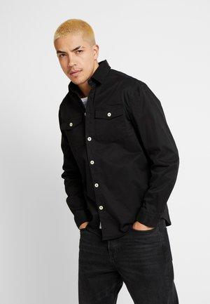 VIUM  - Camicia - black
