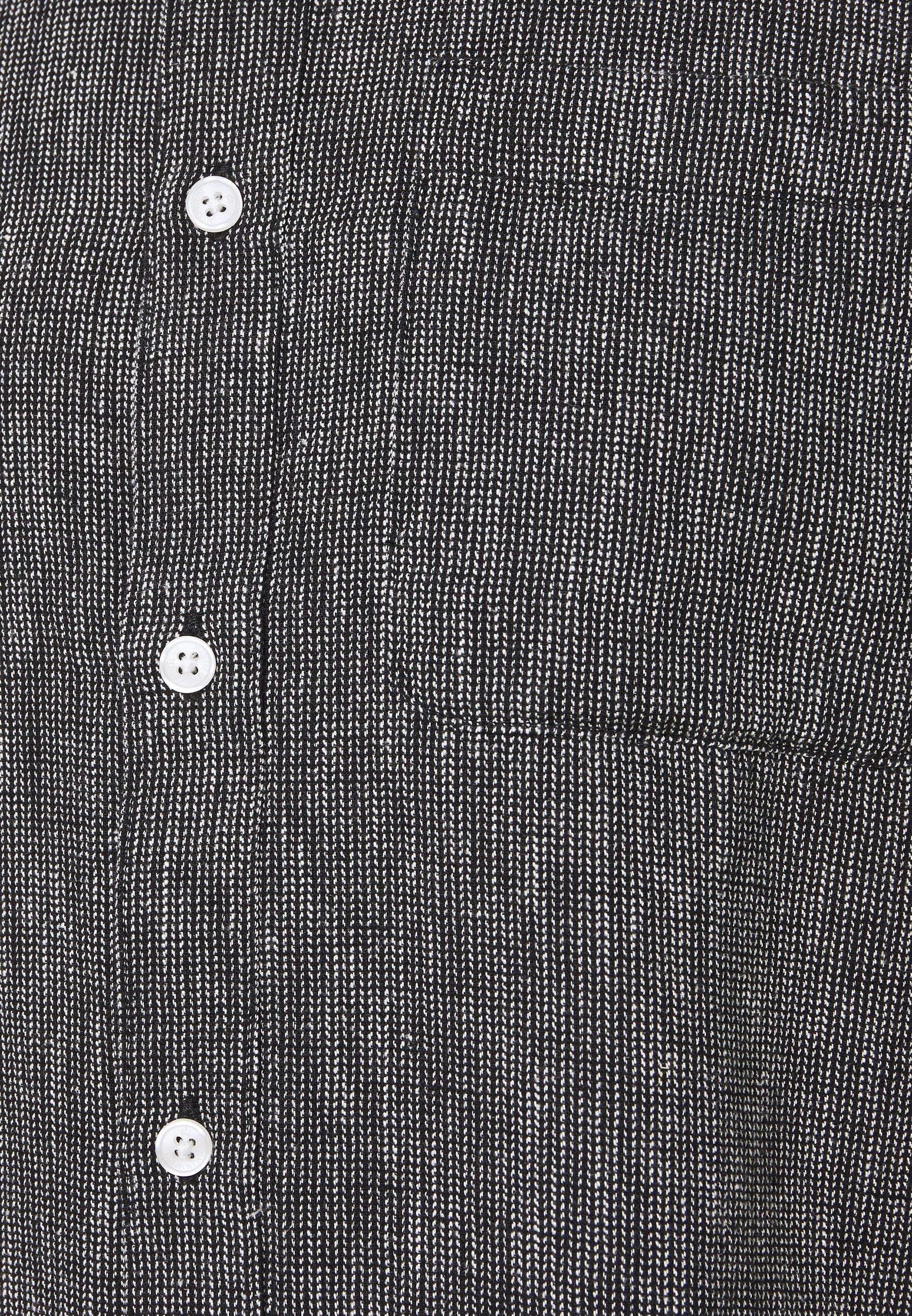 Minimum Anholt - Hemd Black