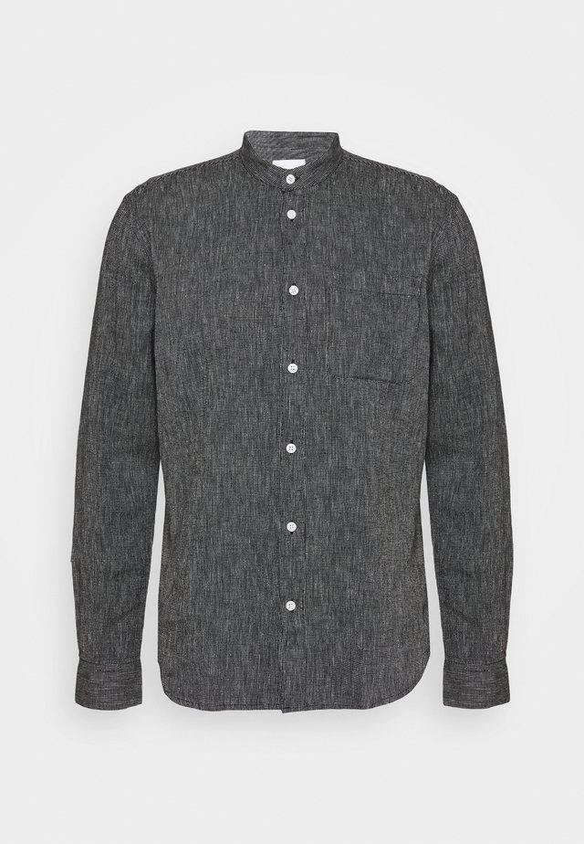 ANHOLT - Hemd - black