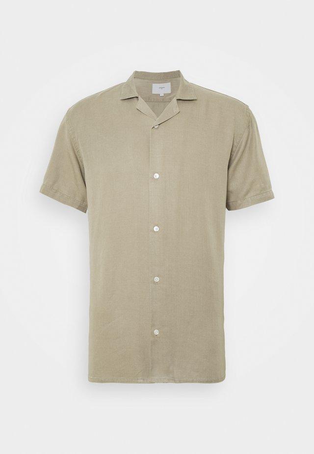 EMANUEL  - Skjorte - taupe