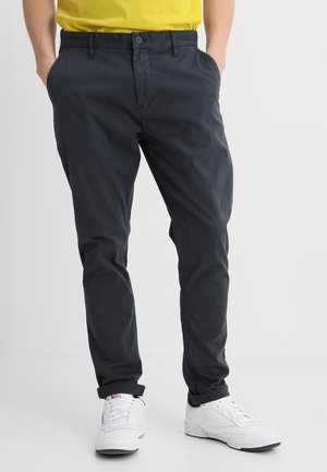 NORTON - Trousers - navy blazer