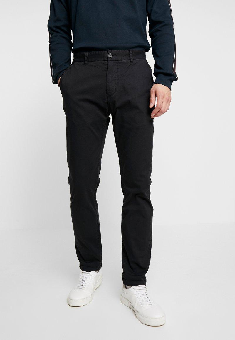 Minimum - NORTON - Pantalones - black