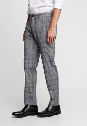 MODEL TWO - Trousers - black