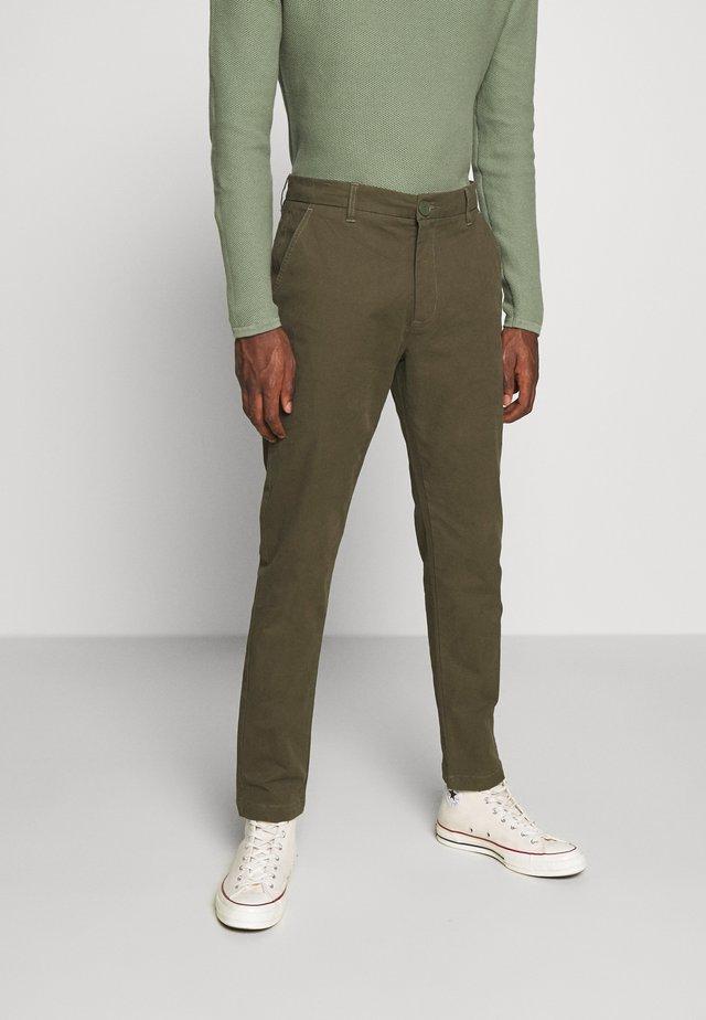 UGGE 2.0 - Trousers - dark olive