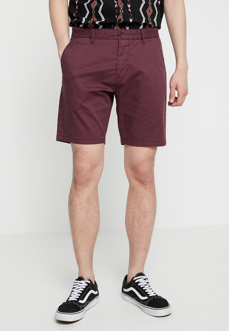 Minimum - FREDE - Shorts - bordeaux