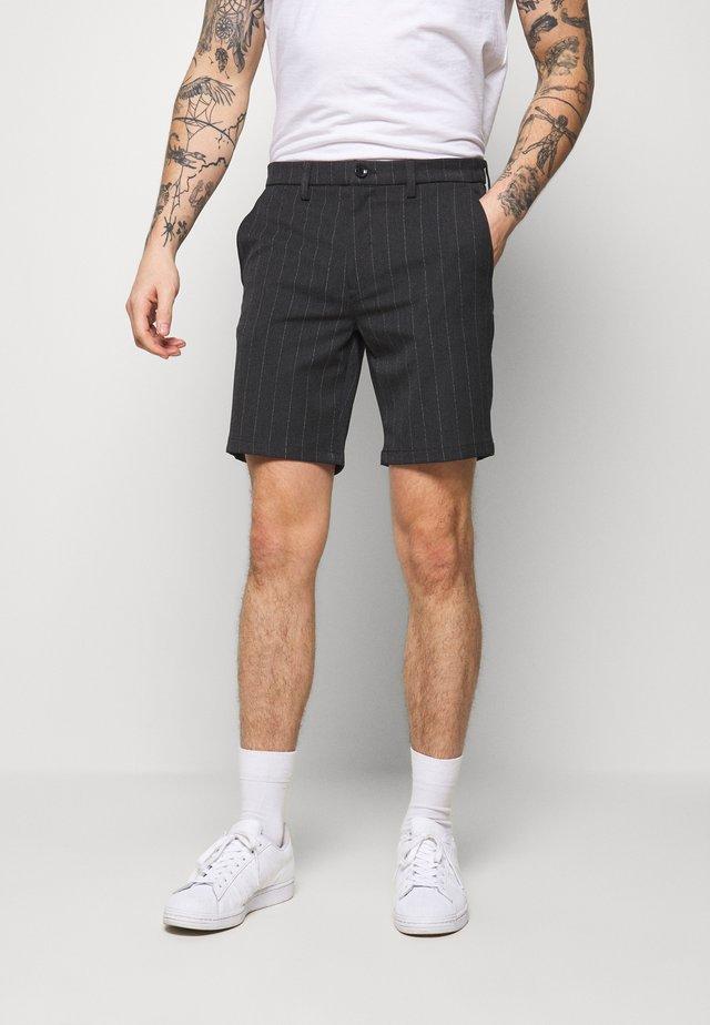 CEASAR - Shorts - dark grey melange