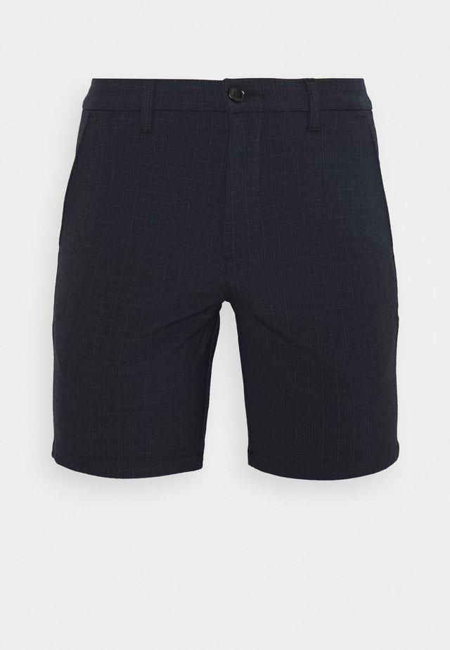 CEASAR - Shorts - dark navy melange
