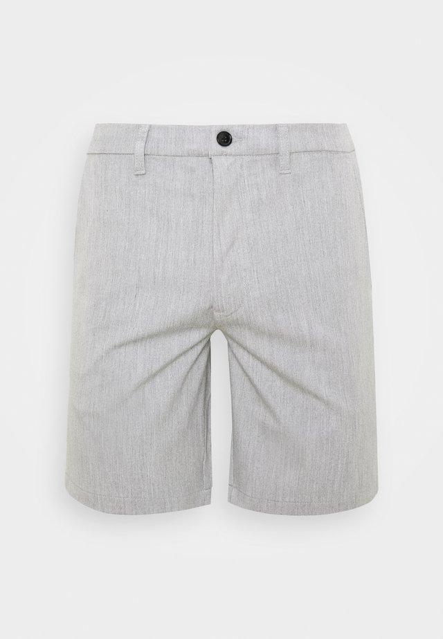 CEASAR  - Shorts - light grey melange