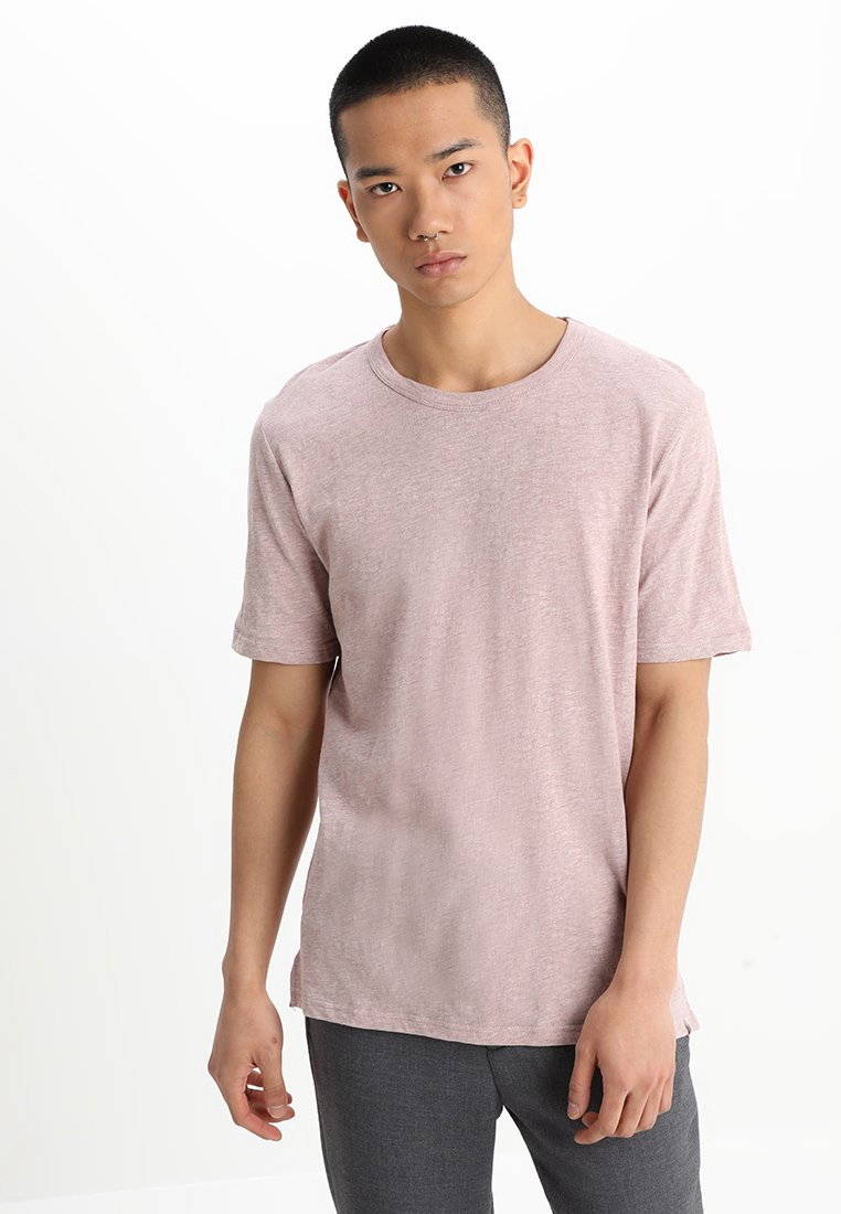 Minimum - DELTA - Basic T-shirt - rose melange