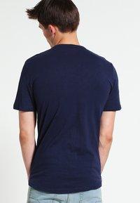 Minimum - DELTA - Basic T-shirt - dark iris - 2