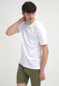 Minimum - DELTA  - T-shirt basic - white - 0