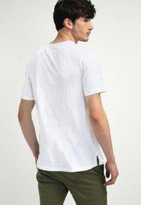 Minimum - DELTA  - T-shirt basic - white - 2