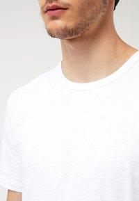 Minimum - DELTA  - T-shirt basic - white - 4