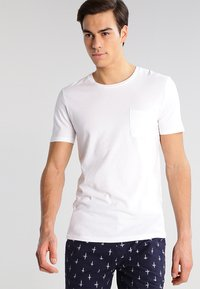 Minimum - NOWA - T-shirt basic - white - 0