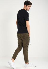 Minimum - NOWA - T-shirt basique - black - 2