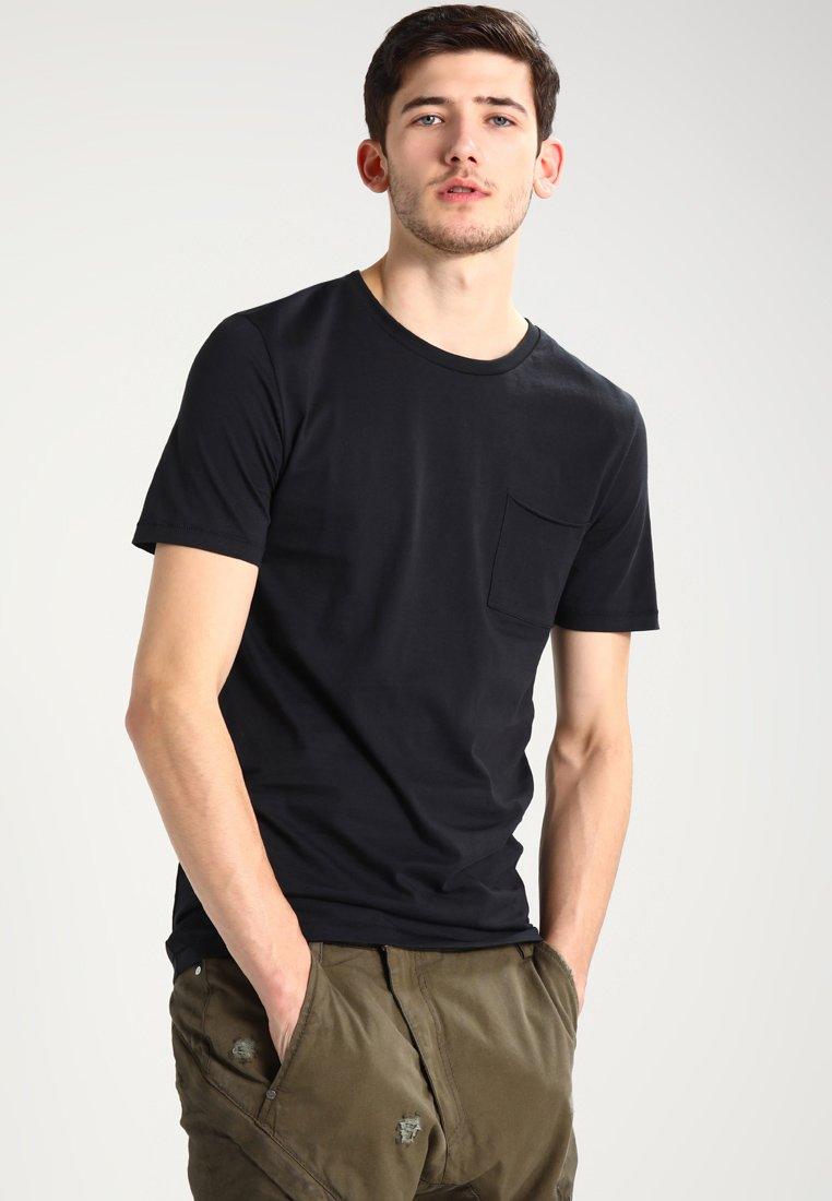 Minimum - NOWA - Basic T-shirt - black