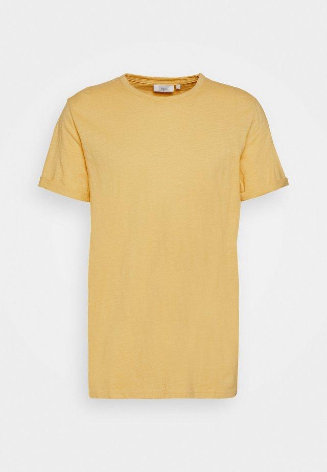 DELTA - T-Shirt basic - rattan