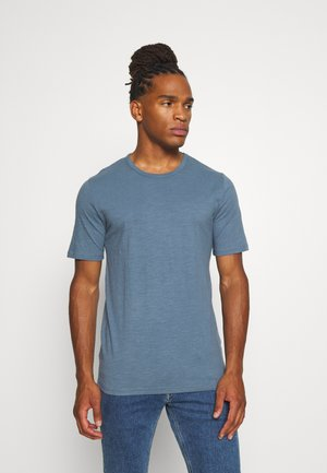 DELTA - T-shirt basic - blue mirage