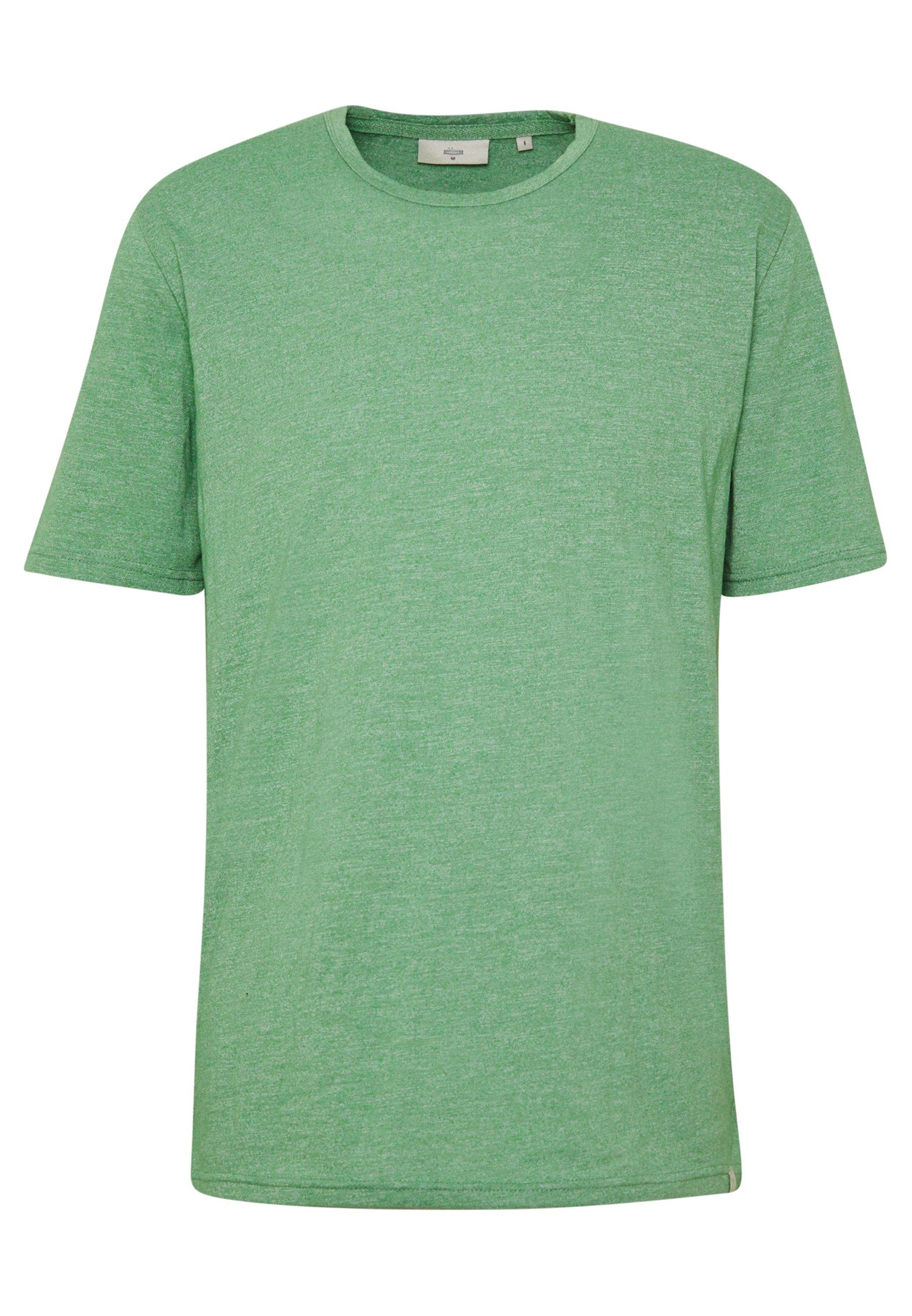 Minimum DELTA - T-shirt basic - sea spray melange