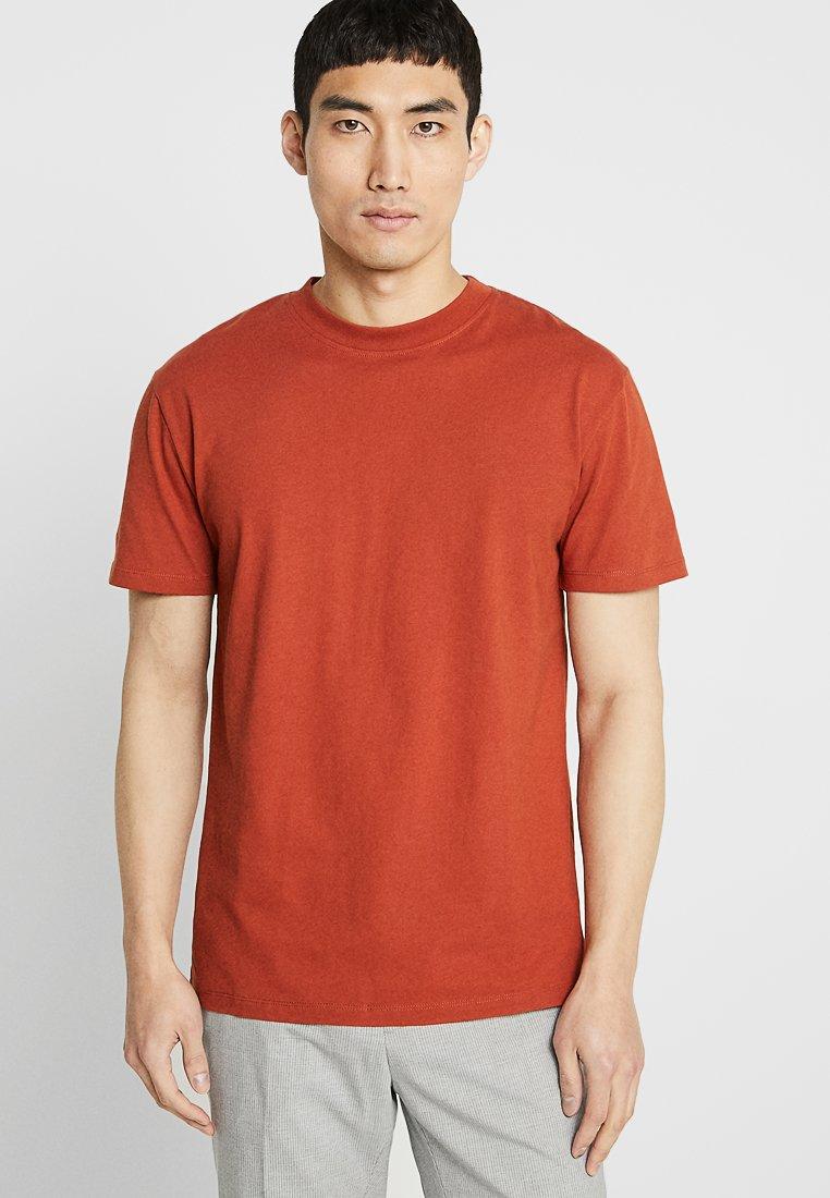Minimum - AARHUS - Basic T-shirt - picante