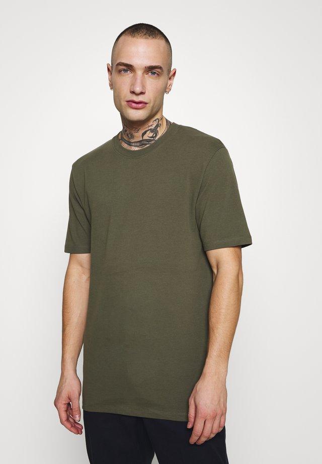 SIMS - T-shirt basic - drab