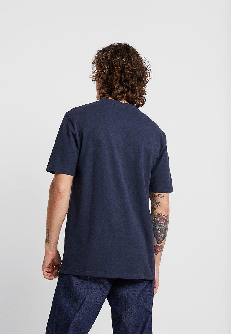 Navy SimsT Basic Blazer shirt Minimum 4jLR35A
