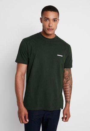 AARHUS - T-Shirt basic - racing green